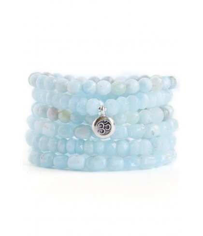 Blooming Lotus Jewelry Be Still Stack Bracelet