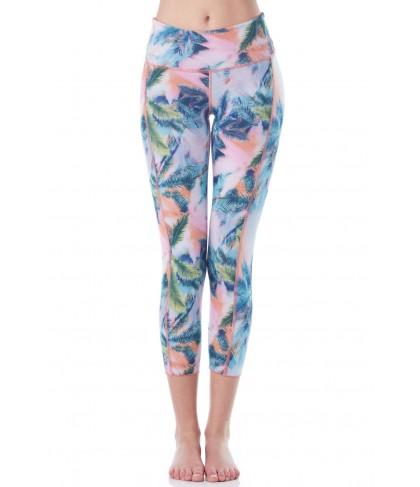 Hottie Yoga Wear Quench Capri