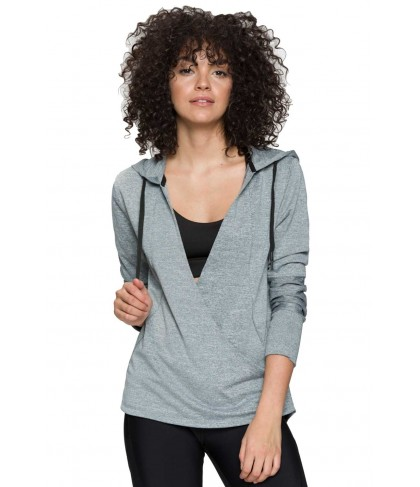 Industry Active Arabesque Wrap Hoodie