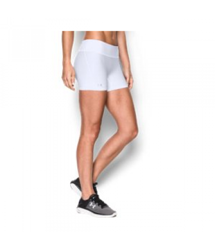 "Under Armour Women's  Authentic 4"" Compression Shorts"