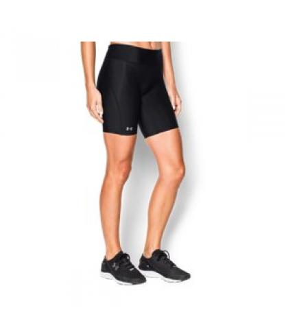 "Under Armour Women's  Authentic 7"" Compression Shorts"