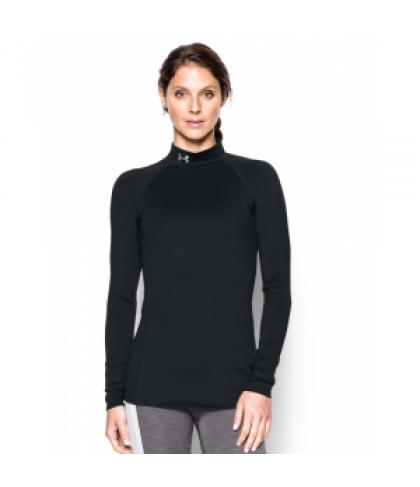 Under Armour Women's  ColdGear Infrared EVO Mock Long Sleeve