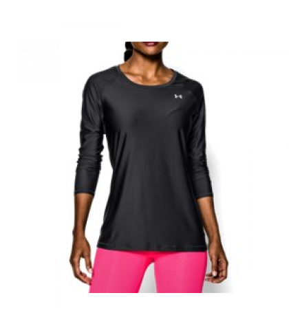 Under Armour Women's  HeatGear Armour Long Sleeve
