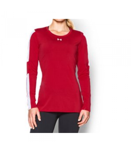 Under Armour Women's  Block Party Long Sleeve Jersey