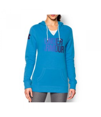 6a2caaa8891 Under Armour Women s Cotton Fleece Wordmark Hoodie