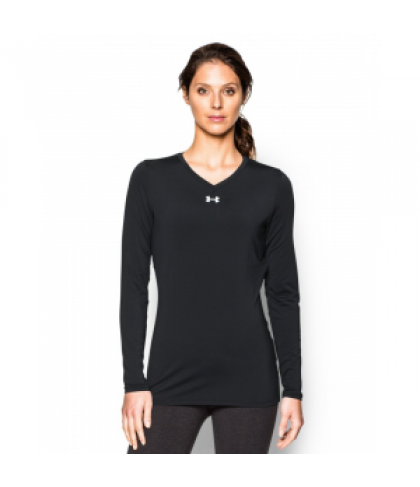 Under Armour Women's  Power Alley Long Sleeve Jersey