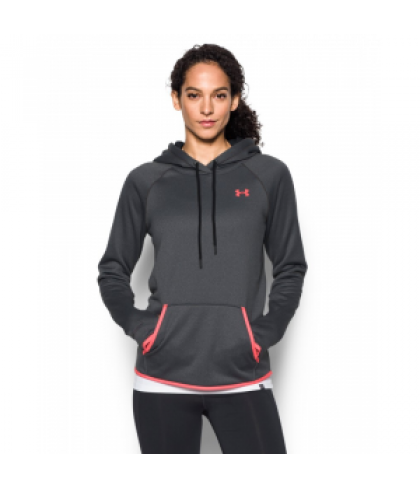 Under Armour Women's  Storm Armour Fleece Logo Hoodie