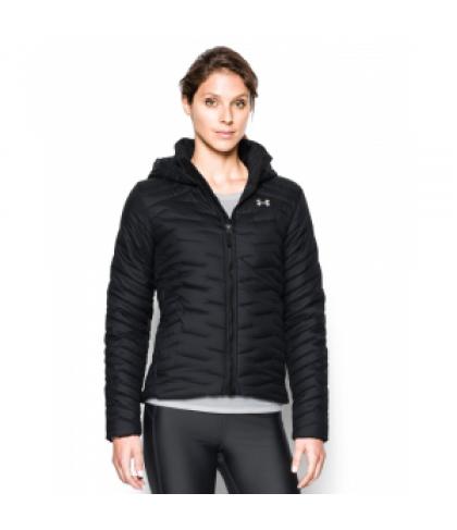 Under Armour Women's  ColdGear Reactor Hooded Jacket