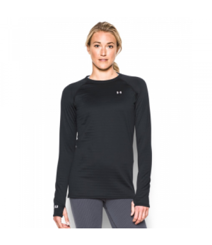 Under Armour Women's  Base 4.0 Crew Long Sleeve