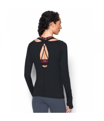 Under Armour Women's  Swing Keyhole Long Sleeve