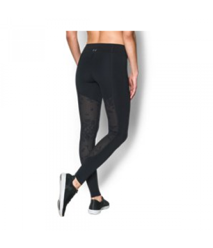 Under Armour Women's  Mirror BreatheLux Engineered Q2 Leggings