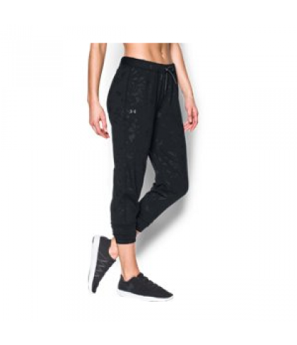 Under Armour Women's  City Hopper Shine Emboss Joggers