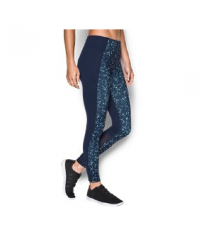 Under Armour Women's  Mirror Feathered Marble Leggings