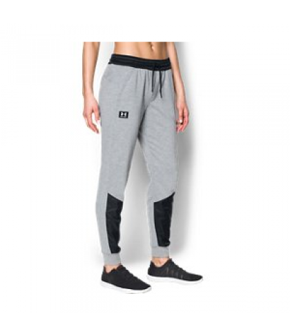 Under Armour Women's  Favorite French Terry Warm Up Pants