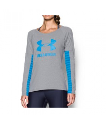 Under Armour Women's  Rest Day Sportstyle Long Sleeve