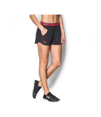Under Armour Women's  Play Up Shorts 2.0 - Mesh