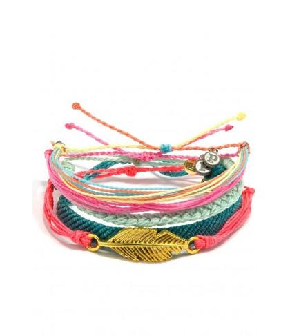 Pura Vida Bracelets Yoga Girl Style Pack