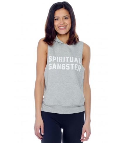 Spiritual Gangster SG Collegiate Muscle Hoodie