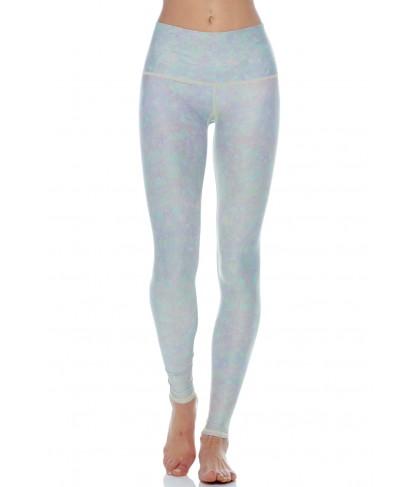 Teeki White Snake Opal Hot Pant