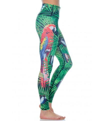 Yoga Democracy Tropical Escape Yoga Legging